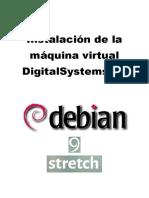 VirtualBox Debian Esp