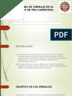 Sistema de drenaje en el diseño de una.pptx