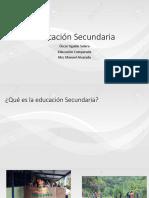 Educación Secundaria