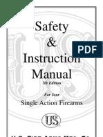 USFA SA Manual