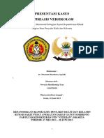 Cover PRESENTASI KASUS PITIRIASIS VERSIKOLOR