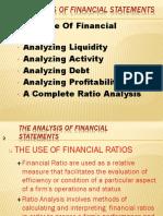 Analisis Laporan Keuangan (Rasio)