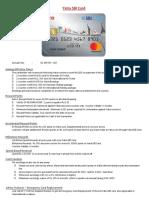 Yatra Sbi Card Benefits