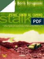 Picnic Junto Al Camino - Arkadi Strugatsky.kepub