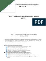 2.Compensatorul Static de Putere Reactivă-SVC.V1.001