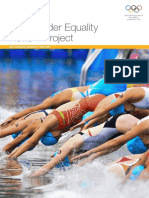 IOC Gender Equality Report March 2018