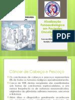 Aula Oncologia e Cuidados Paliativos