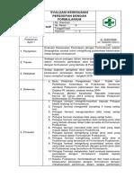 8218 SOP & DAFTAR TILIK evaluasi kesesuaian peresepan obat terhadap formularium y.docx