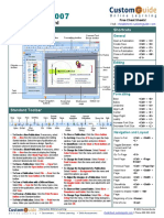 Publisher 2007 Quick Reference