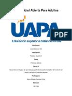 Practica Docente II, Tarea VI, Alexis Ramirez 16-7134