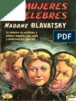 Mujeres Célebres 116 - Madame Blavatsky