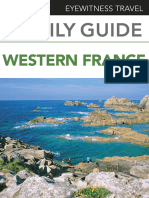 Western France (DK Eyewitness Travel Family Guides) (Dorling Kindersley 2014)