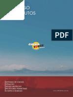 Catálogo de Produtos Calhaforte 2019