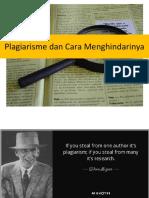 K27. Plagiarisme Dan Cara Menghindarinya (Nita)
