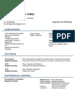 Hoja de Vida Diego Alejandro Roa 2019.pdf