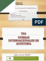 Nias - Auditoria