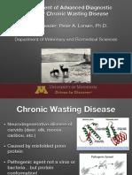 Larsen 201903t CWD Diagnostics LCCMR 17June19