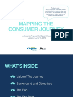 Clayton Homes Consumer Journey Research Proposal