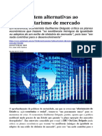 Alternativas Ao Totalitarismo de Mercado