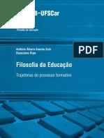 Filosofia Da Educação UAB UFSCAR