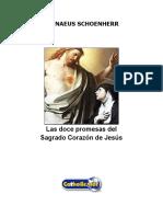 Las Doce Promesas Del Sagrado Corazón de Jesús (Irenaeus Schoenherr)