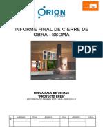 Informe Final de Ssoma - Eres