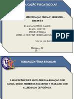 Apresentação de Portfólio Unopar 3º semestre