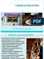 Bpm Restaurantes