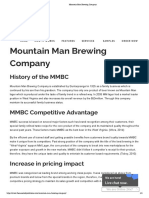Mountain Man Brewing Company