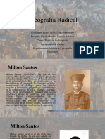 Geografía Radical