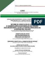 Estructura de La Orientación de Oficio