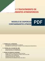 Analisis y Tratamientos de Contaminantes Atmosfericos