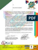 Cartas Colegios Probincia