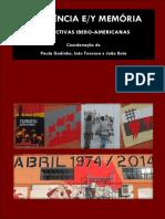Resistência e Memória. Perspectivas Ibero-americanas.pdf
