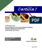 1 Cartilla