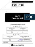 ACT Lesson 1 HW (5.31.2018)