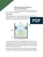 Tratamiento de Agua en Reactores Uasb-marco Teo