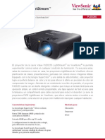 Pjd5255 Datasheet Spanish