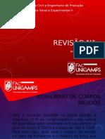Fisicaii Revisão n1