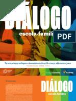 Dialogo Familia e Escola-Livro