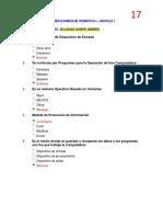 Examen de Ofimatica I