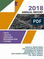 Fhsis Annual 2018
