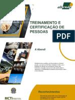 ABENDI END Certificação e Treinamento v2