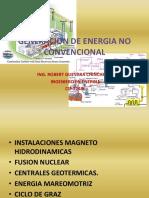 001 Generacion de Energia No Convencional