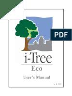 i-Tree Eco Users Manual.pdf