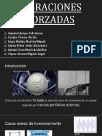 Diapositivas Vibraciones forzadas
