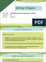 d le interactive lesson multiplying integers pdf