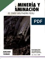 Agua, Mineria y Contaminación.pdf