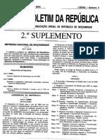 Lei 2 2004 Tribunais Fiscais