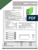 Data Sheet 12MVR180 Ru